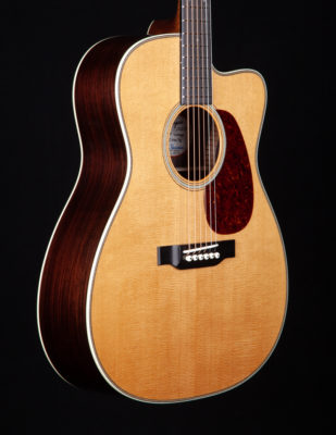 Torrefied Sitka Spruce / Indian Rosewood