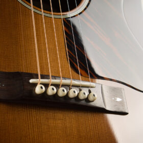 Electronic musical instrument - Acoustic Guitar