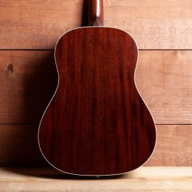 Indian Rosewood Guitar Body With White Outline