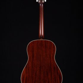 Indian Rosewood Guitar Body & Neck With White Outline