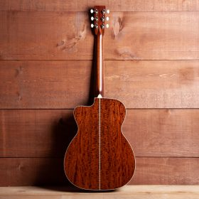 Cherry Brazilian Rosewood Guitar Body
