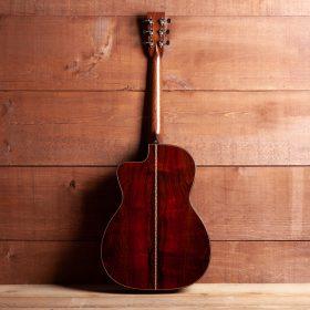 Cherry Cocobolo Guitar Body