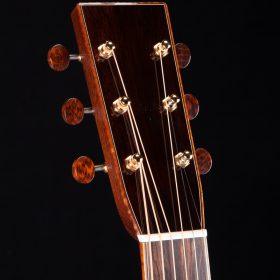 Indian Rosewood Guitar Head