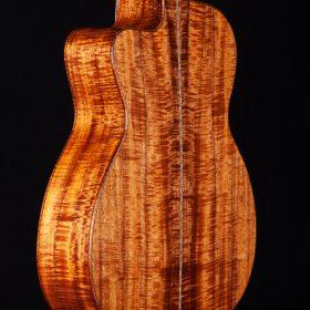 KOA Guitar Body