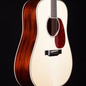 Blonde Guitar With Cherry Pick Guard & Body